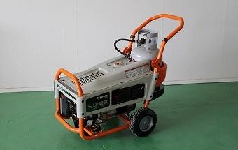 GENERAC ガスエンジン発電機 LP3250