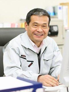 シーエープラント代表取締役 谷 吉廣