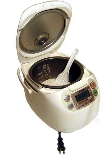 ポータブル発電機 使用不可電気製品 電子ジャー炊飯器