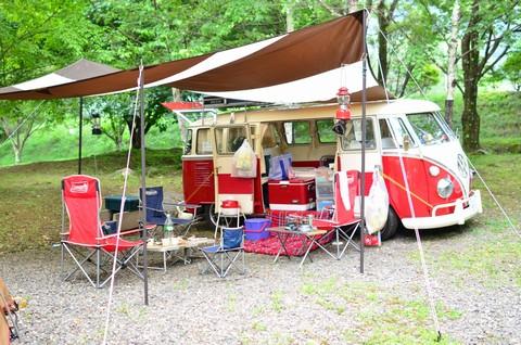 アウトドア キャンプ