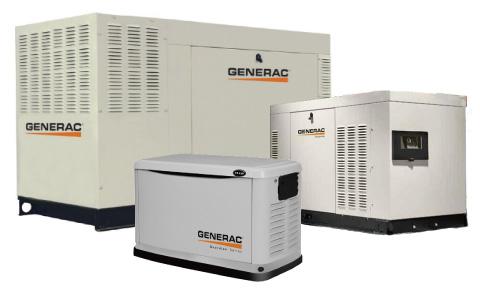 GENERAC LPガス非常用発電機