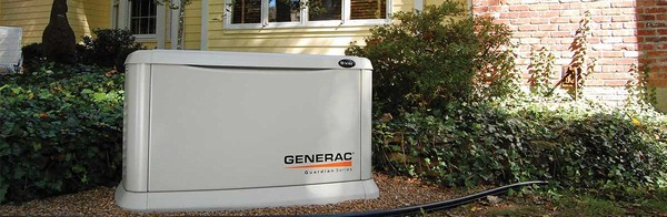 GENERAC ガス非常用発電機 guardian