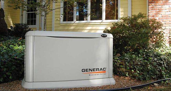 GENERAC住居用発電機