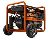 GENERACポータブル発電機 GPシリーズ