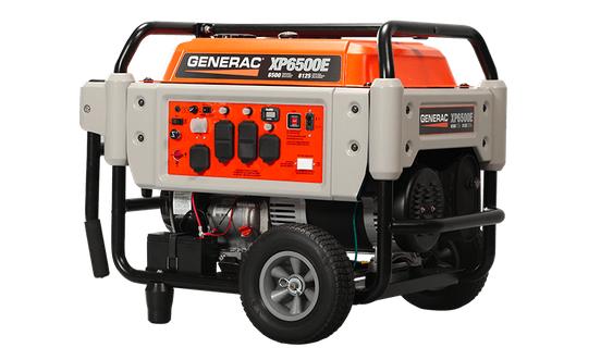 GENERACポータブル発電機 XPシリーズ