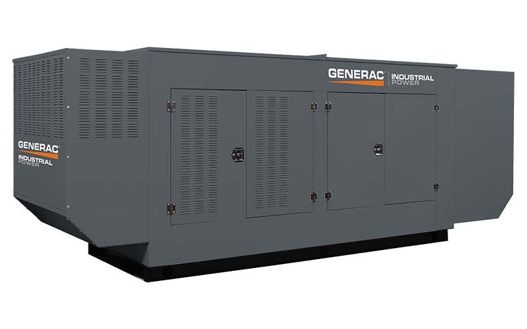 GENERAC非常用発電機 gaseous