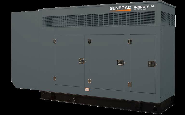 GENERAC非常用発電機 MPSシリーズ gaseous