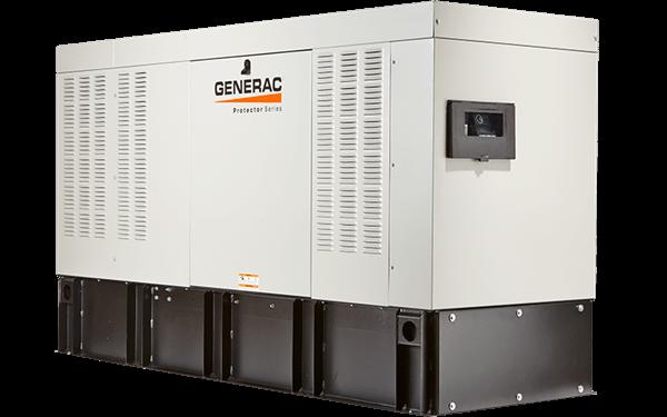 GENERAC LPガス非常用発電機 Protector