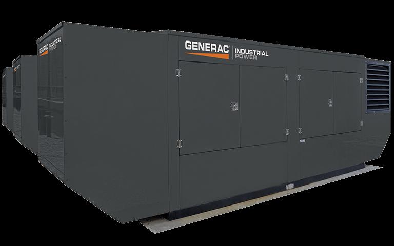 GENERAC非常用発電機 MPSシリーズ
