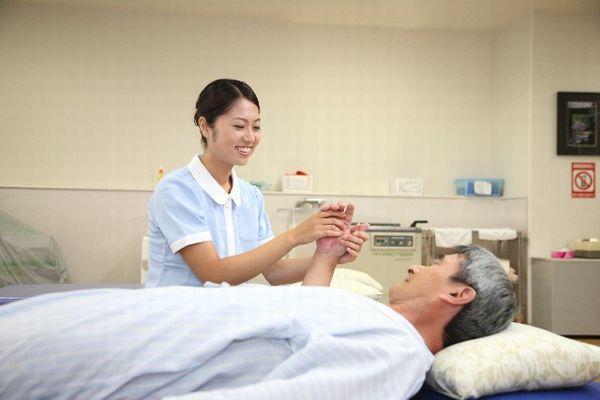 病院 入院患者