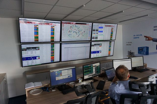 TEDOM 稼働状況監視システム