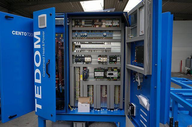 TEDOM 生産設備