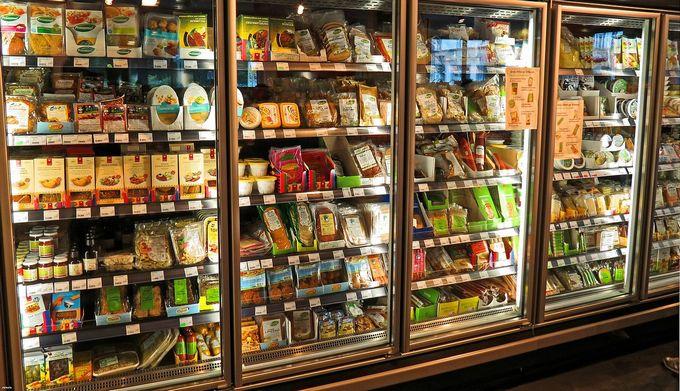 冷蔵庫・冷凍庫の電源供給