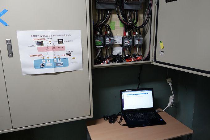 FEMS 消費電力見える化システム